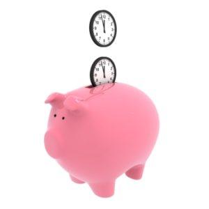 Šetrenie času sa rovná šetreniu peňazí